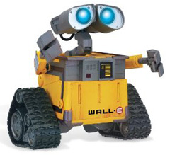 Interaction Wall-E
