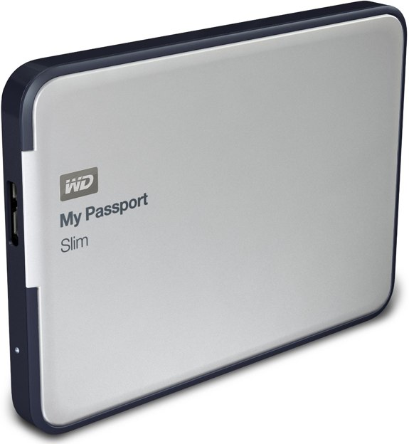 Western Digital My Passport Slim