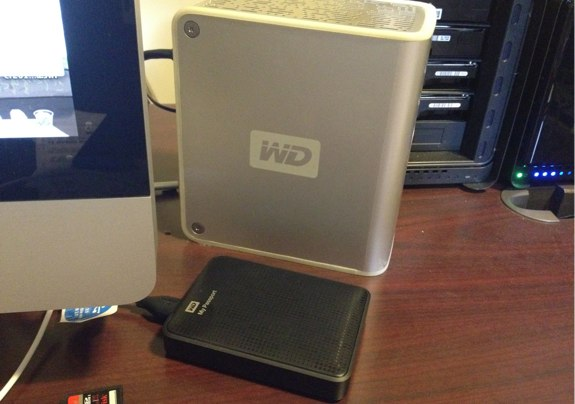 Western Digital My Passport vs MyBook