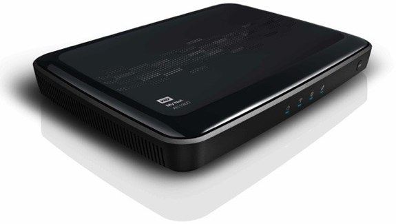 Western Digital AC1300 802.11ac router