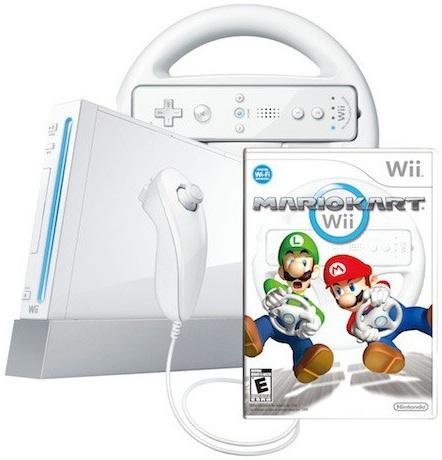 Wii Price Drop