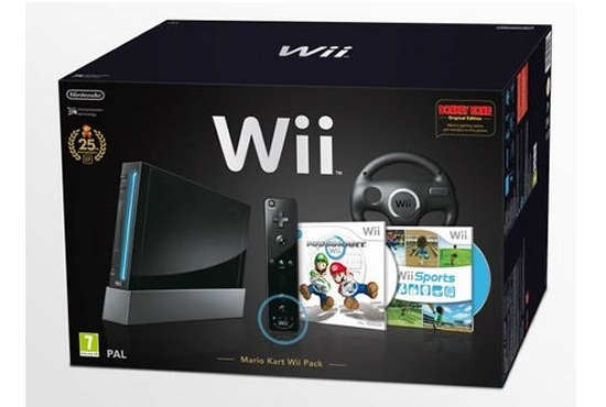 mario kart wii bundle sale