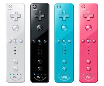 wii remote plus holiday gift