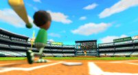 Wii Sports Baseball Screenshot