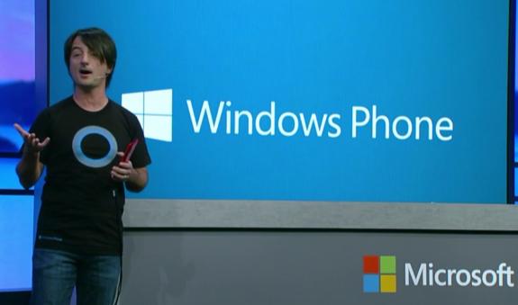 Windows Phone Cortana Joe Belfiore