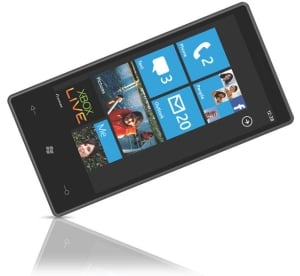 windows phone 7 sales