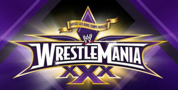 WrestleMania 30 wwe network
