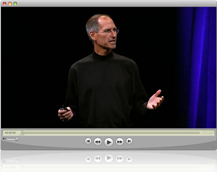 WWDC keynote video