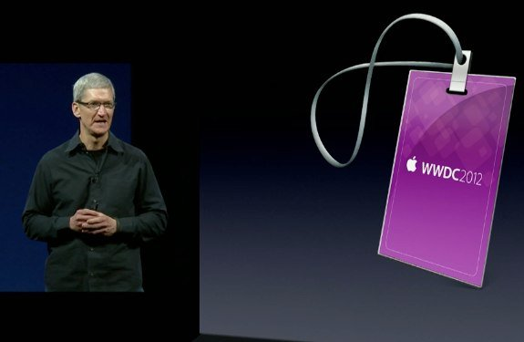 WWDC 2012 Keynote Video