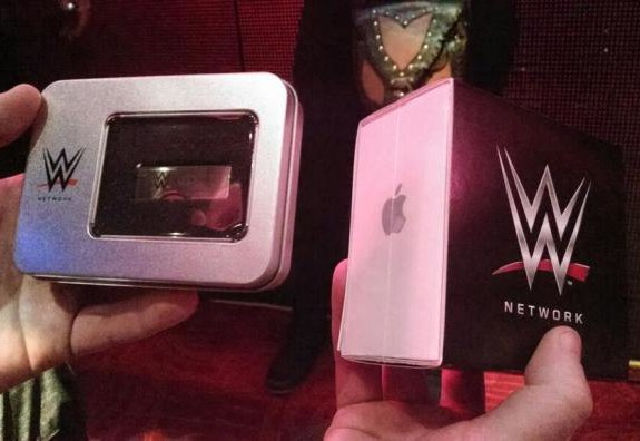WWE Network Apple TV