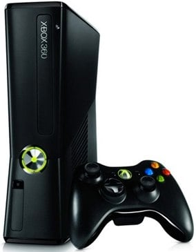microsoft xbox 360 tv
