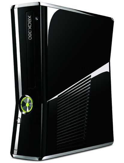 allthingsbare Xbox 360 slims down with 250GB HDD builtin