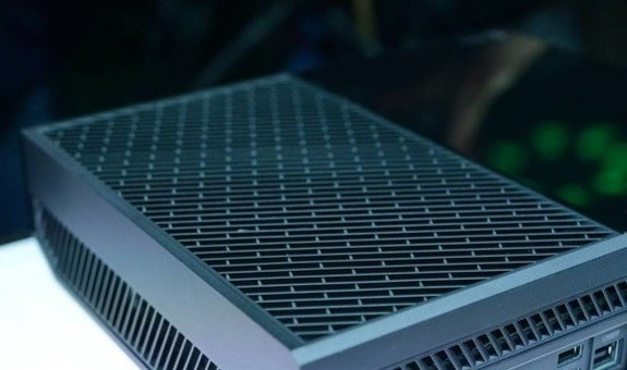 Xbox One external storage