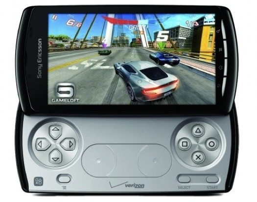 Sony Xperia Play Verizon