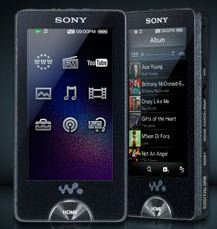 X-Series Walkman