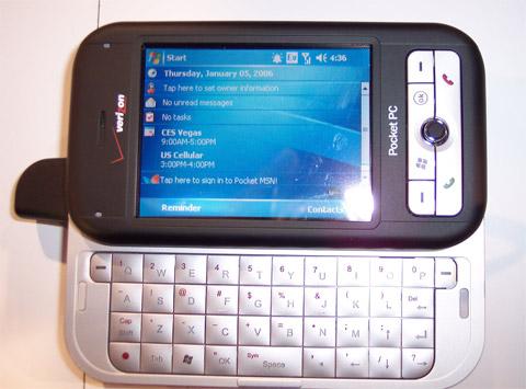 XV6700 Keypad