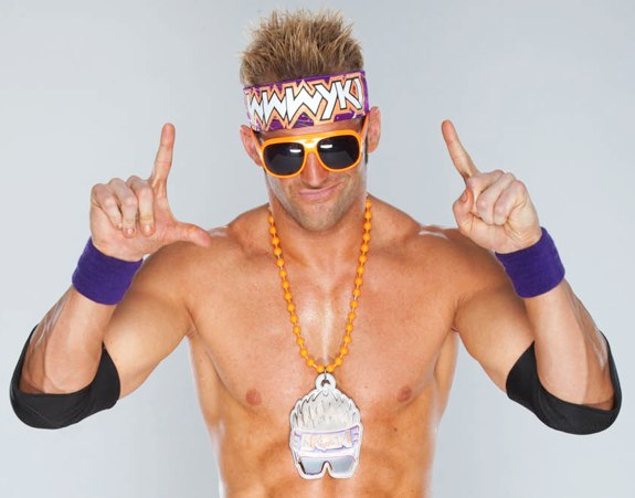 WWE Zack Ryder social media interview
