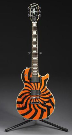 Zakk Wylde Guitar