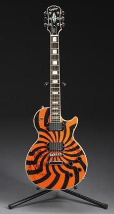 Zakk Wylde Guitar