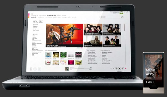 Zune 4.0 software