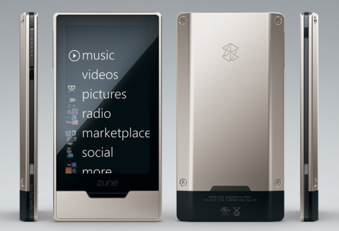 Zune HD pricing
