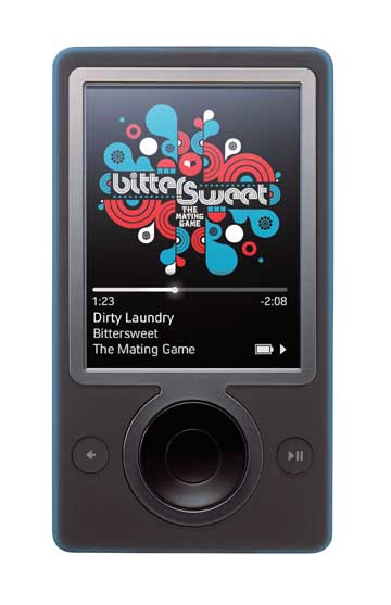 Zune Launch