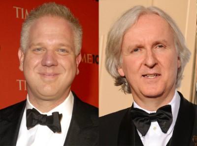 Glenn Beck and James Cameron