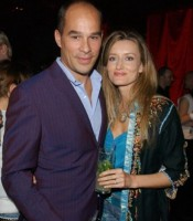 Natascha McElhone and Martin Kelly