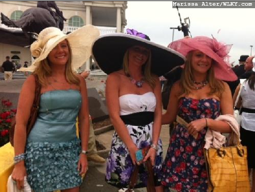Derby Day 2011 - WLKY Photos