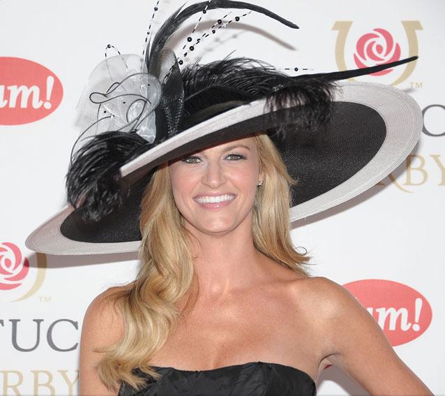 Kentucky Derby 2011 - Erin Andrews