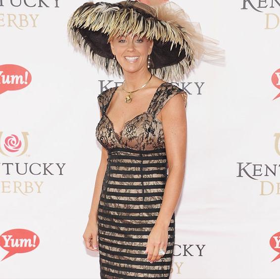Kentucky Derby 2011 - Kate Gosselin