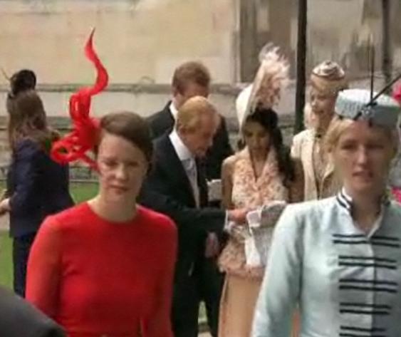 Royal Wedding - Bella Musgrave
