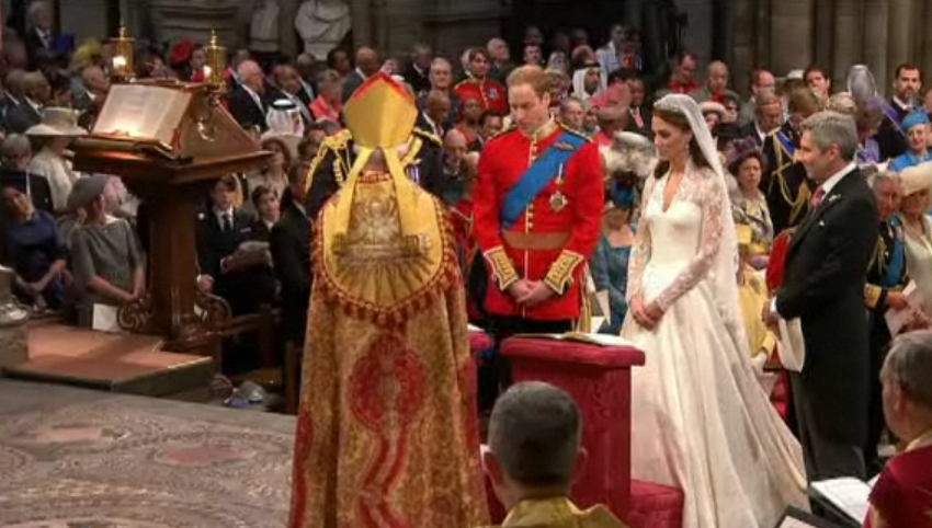 Royal Wedding - Ceremony