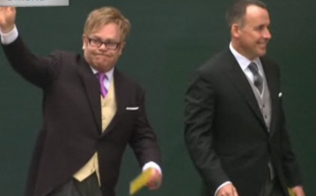 Royal Wedding - Elton John