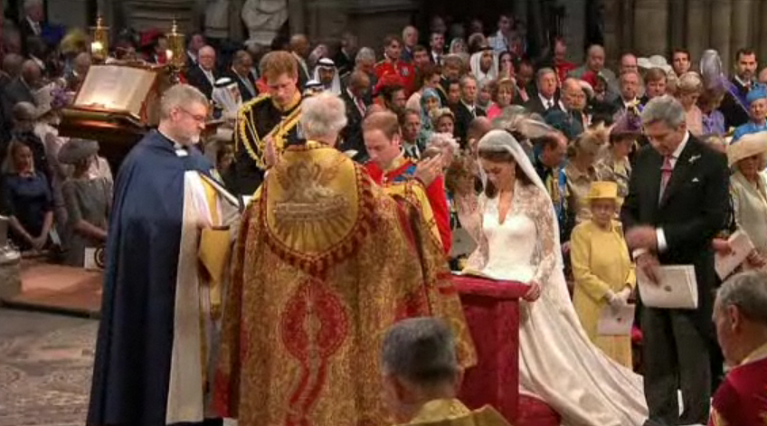 Royal Wedding - Prayer