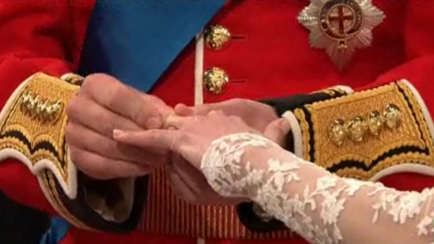 Royal Wedding - Ring