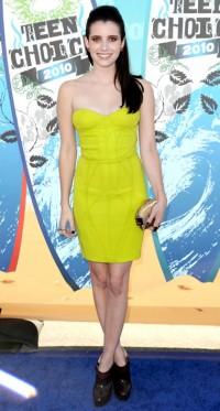 Teen Choice Awards 2010 Emma Roberts