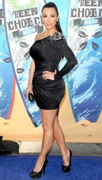 Teen Choice Awards 2010 Kim Kardashian