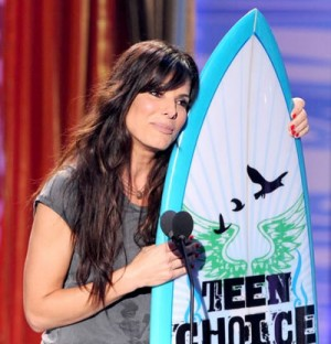 Teen Choice Awards 2010 Sandra Bullock