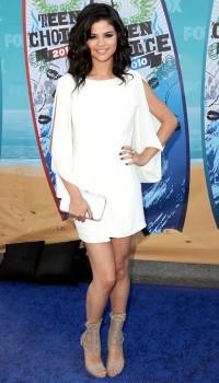 Teen Choice Awards 2010 Selena Gomez