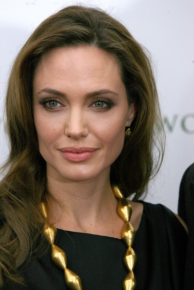 Angelina Jolie at the premiere of In the Land of Blood and Honey