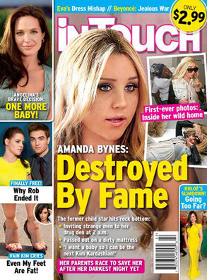 Amanda Bynes on 'inTouch'
