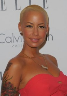 Amber Rose at Elle Women in Hollywood Awards