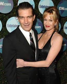 Antonio Banderas helps wife Melanie Griffith through rehab
