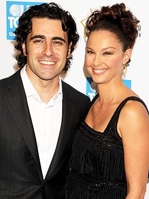 Ashley Judd and her husband Dario Franchitti