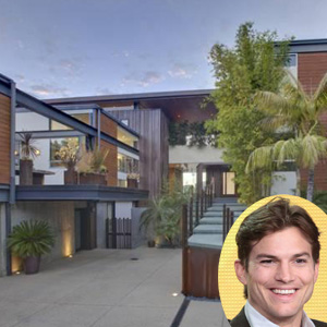 Ashton Kutcher's home