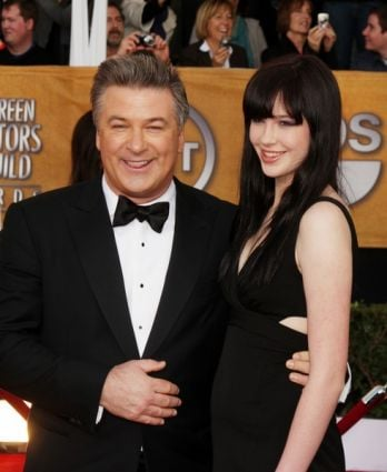 Alec Baldwin and Ireland Baldwin