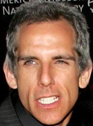 Ben Stiller, grey hair