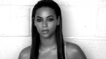 Beyonce in If I Were a Boy