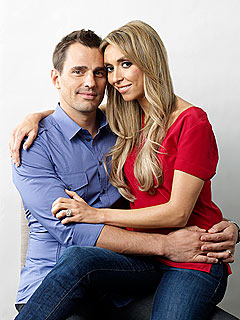 Giuliana Rancic and her husband